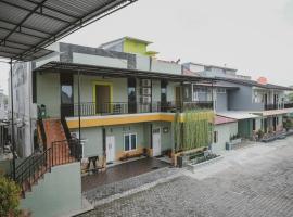 RedDoorz Syariah near Tugu Juang Jambi 2, budget hotel in Jambi