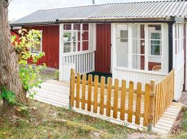 3 person holiday home in OSKARSHAMN