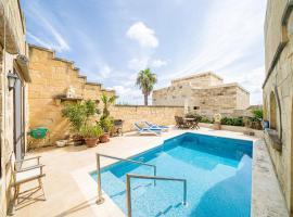 San Pietru Farmhouse, hotel in Għarb