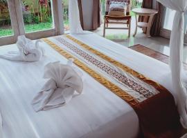 5 deluxe bed room villa private pool
