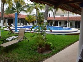 Hotel Plaza Almendros