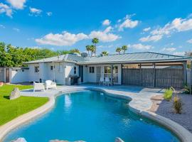 Stylish 3BR Home with Pool by WanderJaunt