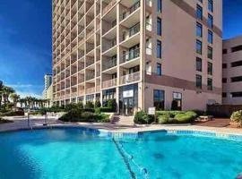 Beach Colony Resort 417