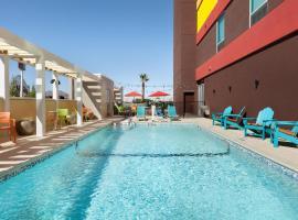 Home2 Suites By Hilton El Paso Airport, hotel v destinaci El Paso