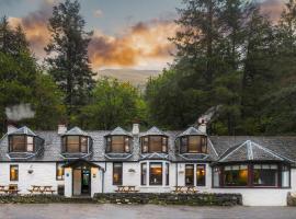Coylet Inn by Loch Eck
