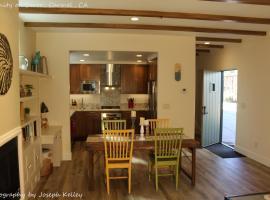 Newly Built Romantic Getaway in Carmel Woods
