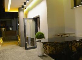 VIR Villa, hotel u gradu Kruševac