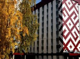 Deryabin Hotel