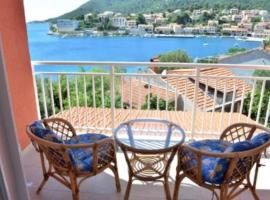 Bleus Apartments, budget hotel in Brna
