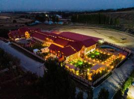 Hyde Park Hotel, отель в Бишкеке