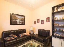 Airconditioned Central Two Bedroomed Marsalforn Apartment