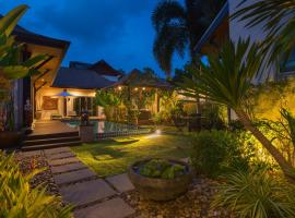 Amazing Pool Villa, 3 bedrooms in Rawai