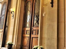 Les chambres de l'Abbaye, hotel near Caen High Court, Caen