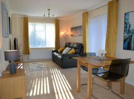 STAY@THE CLEVE, hotel in Yeovil