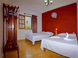 Hostal Casa Independiente Yolydelvis, hôtel à Trinidad