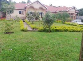 Airport Side Hotel Entebbe