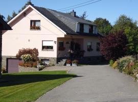 Eifel Lodge, apartment in Butgenbach
