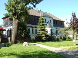 """Landgasthof """"Am Park"""", Hotel in der Nähe von: Bärenstein Ski Lift, Crottendorf"""