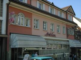 Hotel Café Adler, hotel in Triberg