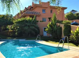 Marbella Deluxe Rooms in Royal Cabopino Townhouse