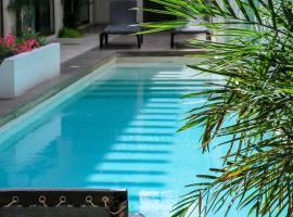 BLUE LUXURY ACCESS TO BEACH CLUB, hotel de lujo en Tulum