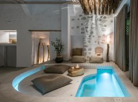 Aphrodite Luxury apartment