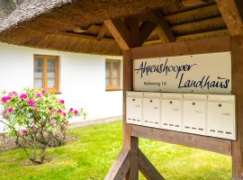 Ahrenshooper Landhaus 01 - [#118238]