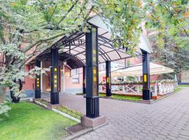 Отель Максима Заря, отель в Москве, рядом находится Главный ботанический сад РАН