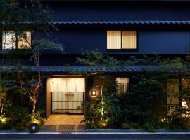 Residential Hotel HARE Kuromon, hotel near Nipponbashi Monument, Osaka