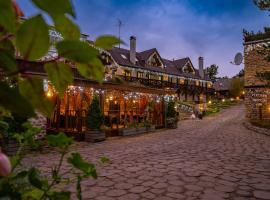 Staraya Melnitsa Holiday Park