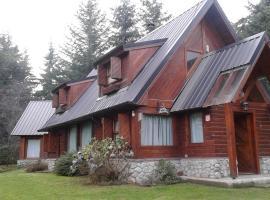 casa Milla Antü, VLA