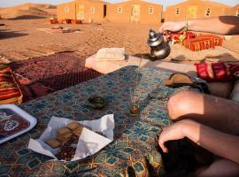 sahara excursion camp