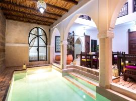 RIAD LA GAZELLE DU SUD, hotel in Marrakesh