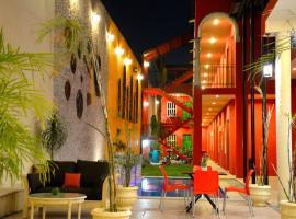 Hotel Mejorada Merida