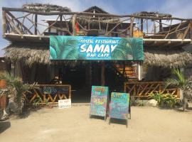 Hostal Restaurante Samay