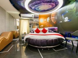 Bonita THT, hotel near Tan Son Nhat International Airport - SGN,