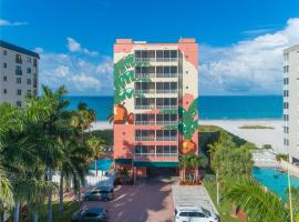 Beachfront Fort Myers Hotel Condo with Pool - #101