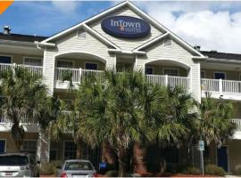 InTown Suites Extended Stay North Charleston SC - North Arco