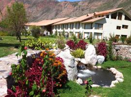 Taypikala Deluxe Valle Sagrado, hotel in Urubamba