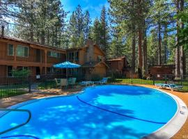 Perfectly located South Lake Tahoe condo