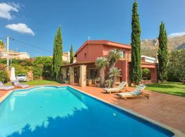 Villa Casa Del Sol with private pool