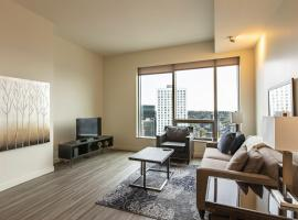 Downtown Seattle Convention Center Apartments, vacation rental in Seattle