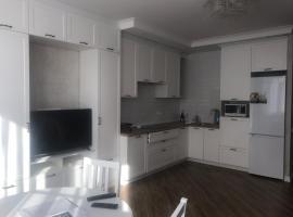 Apartamenty na Kazbekskoi