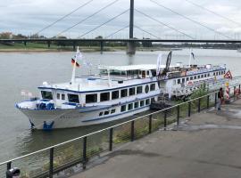 Hotelschiff MS Poseidon