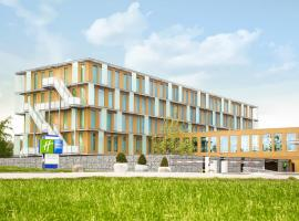 Holiday Inn Express Utrecht - Papendorp, готель в Утрехті