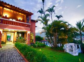 Medellín Mansion luxury