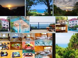 Azure Sea View Hotel CotesRocheuses