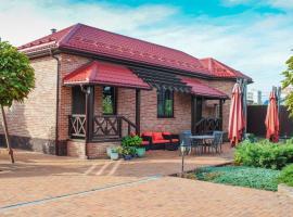 Belgian House, дом для отпуска в Краснодаре