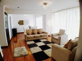 Beautiful Apartment Financial Zone-Fully Furnished