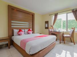 OYO 918 Hotel Senen Indah Syariah Near Rs Darmais